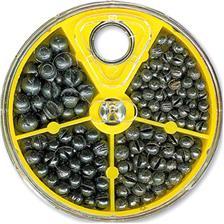 Tying Delalande PLOMB CARNASSIER BOITE 4 CASES 101054G