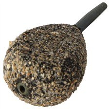 Tying Carp'o PLOMB CARPE SABLE CAMOU POIRE PLAT INLINE 99G