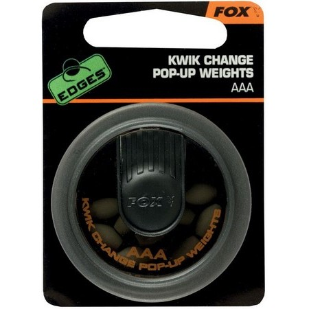 PLOMB FOX KWICK CHANGE POP UP WEIGHT AAA
