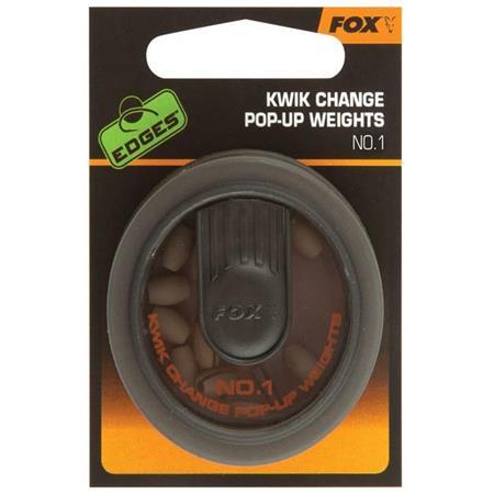 PLOMB FOX KWIK CHANGE POP -UP WEIGHTS