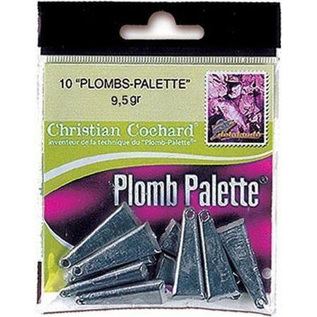 PLOMB PALETTE DELALANDE CHRISTIAN COCHARD - PACK