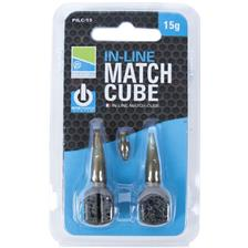 PLOMB PRESTON INNOVATIONS INLINE MATCH CUBE - 45g