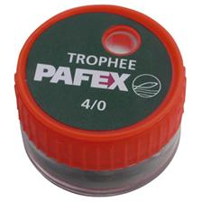 Tying Pafex PLOMB TROPHEE BOITE N°4/0