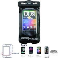 POCHETTE ETANCHE OVERBOARD / IPHONE POUR SMARTPHONE
