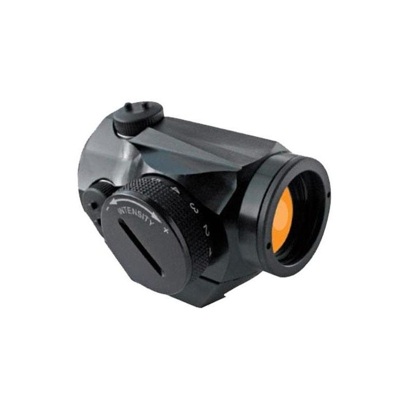 POINT ROUGE 1X AIMPOINT MICRO H1 CHASSE - H1 Micro Chasse 4 MOA