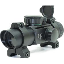 POINT ROUGE 1X25 CENTER POINT MULTI TAC REFLEX SIGHT