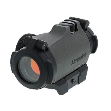POINT ROUGE AIMPOINT H-2 CERAKOTE TUNGSTEN