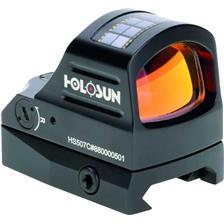 POINT ROUGE HOLOSUN HS507C