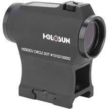 POINT ROUGE HOLOSUN MICRO SIGHTS CIRCLE DOT