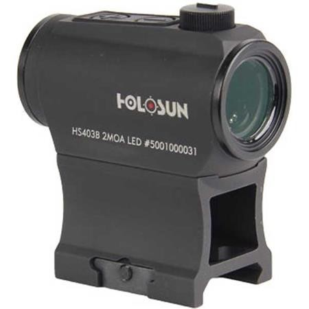 POINT ROUGE HOLOSUN MICRO SIGHTS DOT