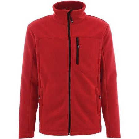 POLAIRE HOMME BERMUDES PERMY - ROUGE