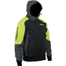 Apparel Fox Matrix SOFTSHELL FLEECE NOIR/VERT M