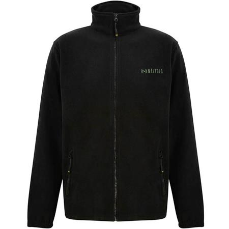 POLAIRE HOMME NAVITAS ELEMENTAL FLEECE - NOIR