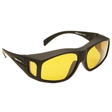 POLARISERENDE OVERZET ZONNEBRILLEN EYELEVEL MEDIUM SPORT YELLOW