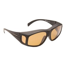 POLARIZED OVERGLASSES EYELEVEL MEDIUM AMBER