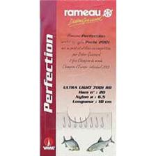 POLE FISHING READY-RIG COMPETITION RAMEAU 7001RD - PACK OF 8