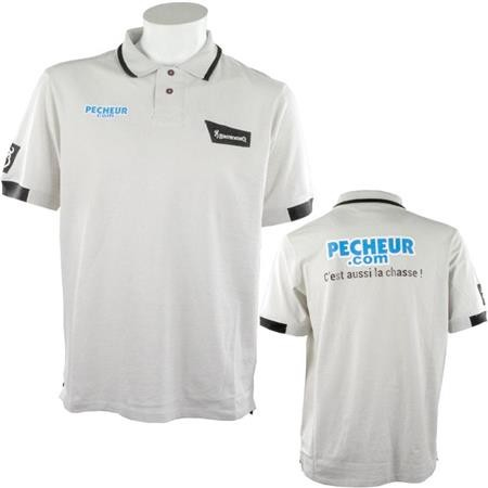 POLO BROWNING TEAM PECHEUR.COM CHASSE