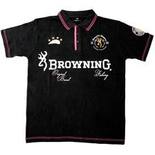 Apparel Browning POLO HOMME NOIR 8905002