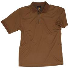 POLO HOMME BROWNING SAVANNAH RIPSTOP - MARRON - 3019053004