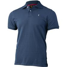 Polo Homme Browning Ultra 78 - Bleu