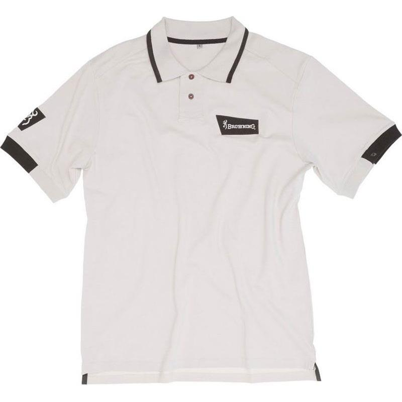 Browning Polo Homme Noir JsFQYC7v30