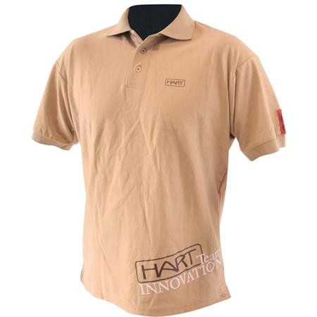 POLO HOMME HART PRO INNOVATION TEAM - BEIGE