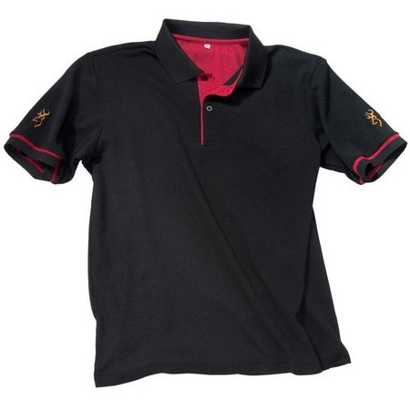 Browning Polo Homme Noir IG62p1IwsM