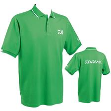 POLO-SHIRT MAN DAIWA - GREEN