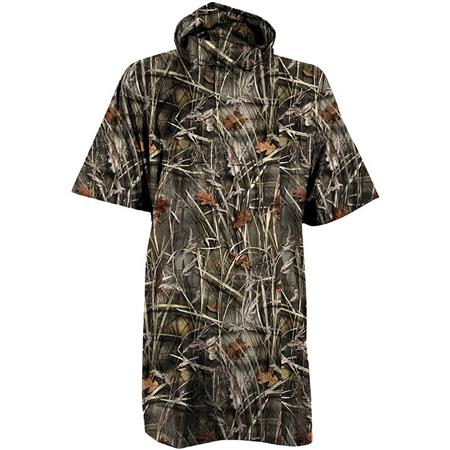 PONCHO HOMME PERCUSSION - GHOST CAMO WET-C