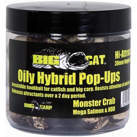 POP-UP BIG CAT OILY HYBRID POP-UPS