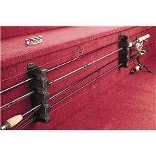 PORTE CANNE BERKLEY FISHIN GEAR ROD RACK HORIZONTAL