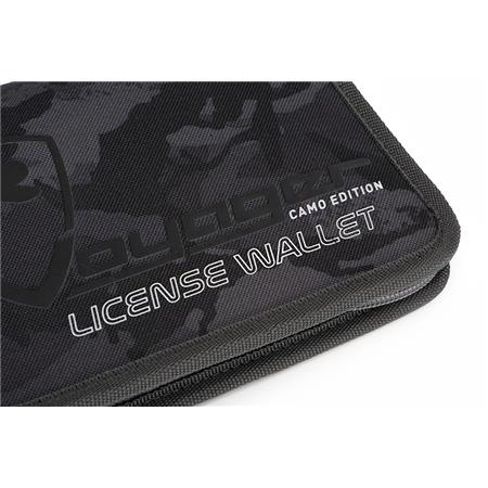 PORTEFEUILLE FOX RAGE VOYAGER CAMO LICENCE WALLET