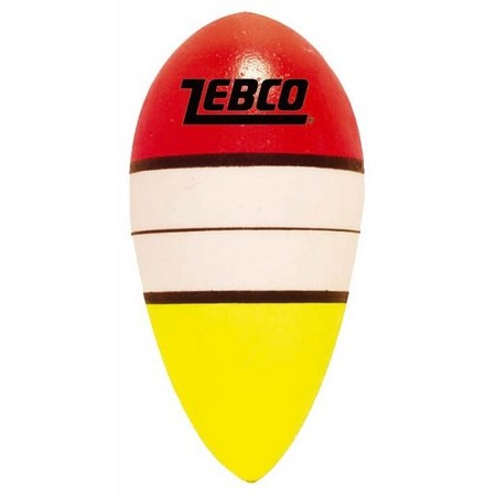 PREDATOR FLOAT ZEBCO - PACK OF 10