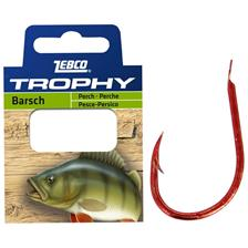 PREDATOR READY-RIG ZEBCO TROPHY PERCHE - PACK OF 5