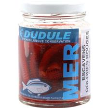 PRESERVED NATURAL BAIT DUDULE RED
