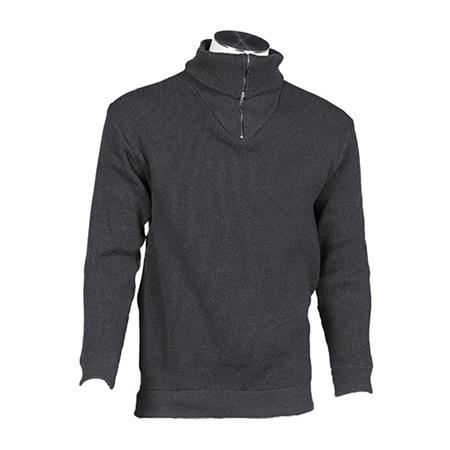 PULL HOMME BARTAVEL ISARD - ANTHRACITE