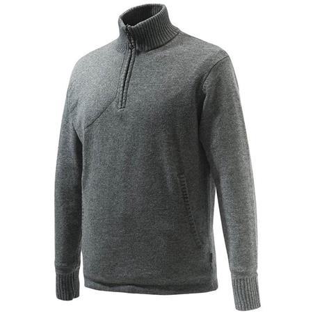 PULL HOMME BERETTA HONOR WINDSHIELD SWEATER - GRIS