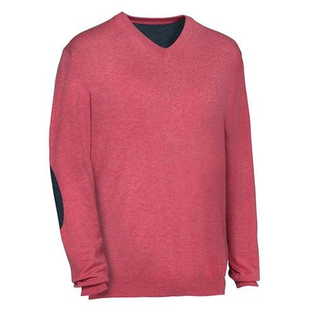 PULL HOMME CLUB INTERCHASSE WELSON - ROSE