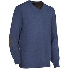 PULL HOMME CLUB INTERCHASSE WESLON - BLEU