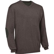 PULL HOMME CLUB INTERCHASSE WESLON - MARRON