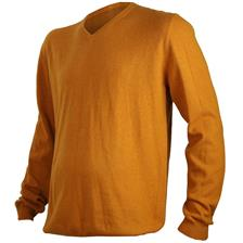 PULL HOMME SOMLYS 134 CLASSIE - MOUTARDE