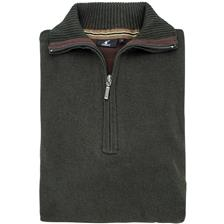 PULL HOMME STAGUNT DEER DUSTY LIVE - OLIVE