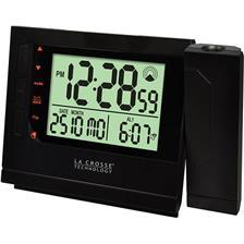 RADIO DESPERTADOR LA CROSSE TECHNOLOGY WT519