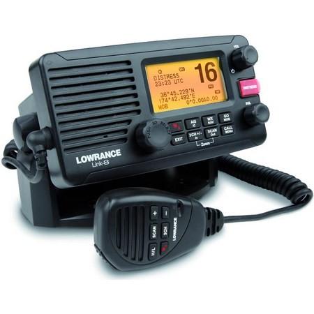 RADIO VHF LOWRANCE LINK-8