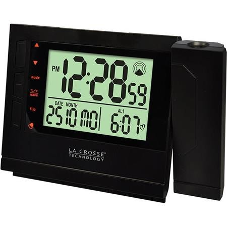 RADIO WECKER LA CROSSE TECHNOLOGY WT519