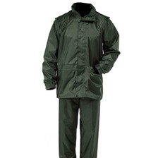 RAINPROOF VEST AND PANTS SOMLYS 856