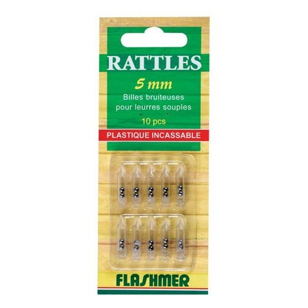RATTLE FLASHMER PLASTIQUE - PAR 30