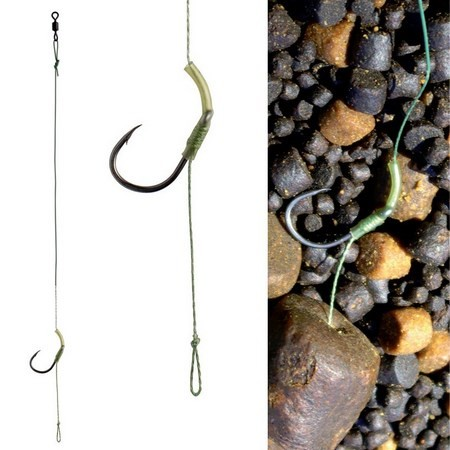 READY-MADE RIG PROWESS ELITECH COMBI RIG - PACK OF 2