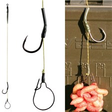 READY-MADE RIG PROWESS ELITECH MAGOT CLIP RIG - PACK OF 2