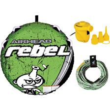 REBEL ROUND TOWABLE TUBE PACK AIRHEAD ROND REBEL